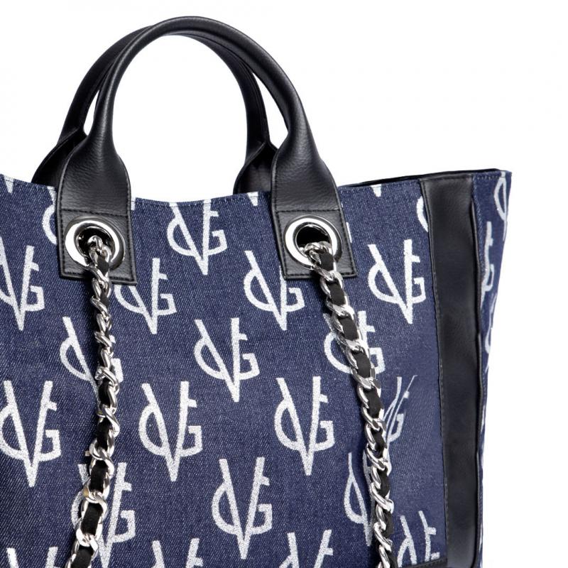 VG Shopping jeans monogram