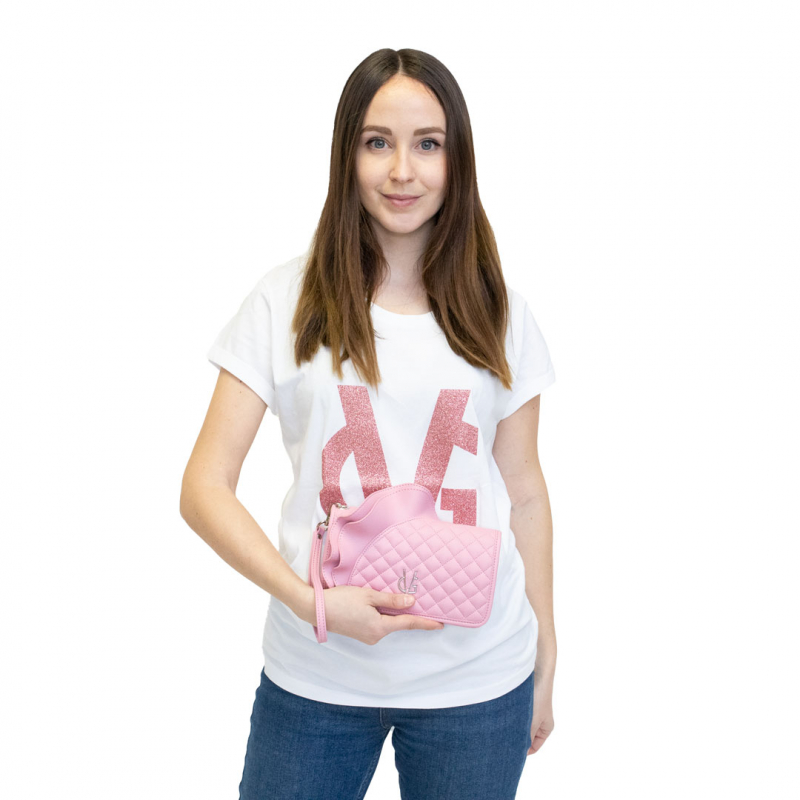 VG portafoglio rosa candy