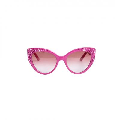 ❤️ VG occhiali da sole swarovski fucsia