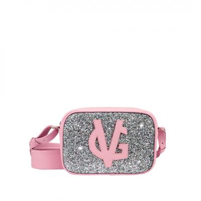 VG saponetta piccola rosa & glitter rosa unicorn