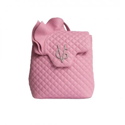 VG zaino rouches rosa candy