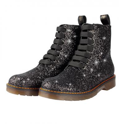 VG Anfibio glitter nero