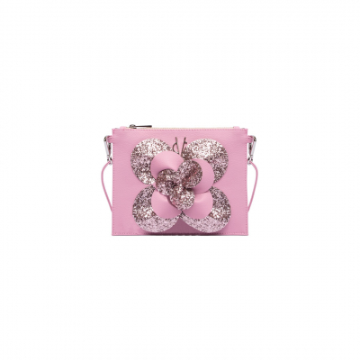 VG camelia baby glitter rosa candy