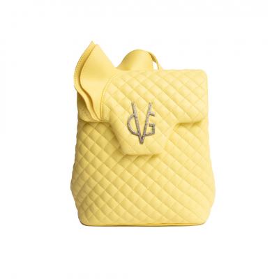 VG Zaino rouches giallo vanilla