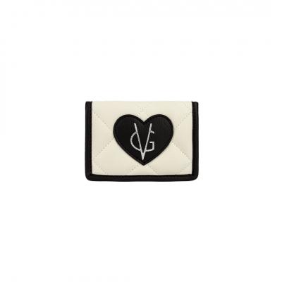 ❤️VG Low Cost-Too Chic portacarte bicolor